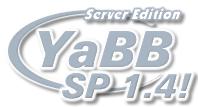 YaBB SP 1.4!
